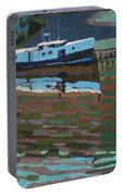 Southampton And Scubbys Bluff Fishing Fleet Portable Battery Charger