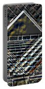 Southbank London Abstract Portable Battery Charger