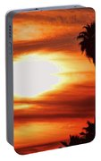 Southern California Sunset Portable Battery Charger
