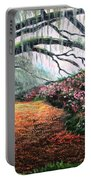 Southern Charm Oak And Azalea Portable Battery Charger