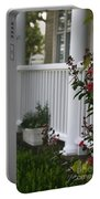 Southern Summer Flowers And Porch Portable Battery Charger