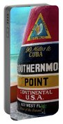 Southernmost Point Portable Battery Charger