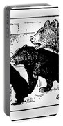 Southey: Three Bears, 1892 Portable Battery Charger