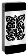 Southwest Tribal Tortuga Portable Battery Charger