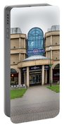 Sovereign Shopping Centre - Entrance From The Garden Portable Battery Charger