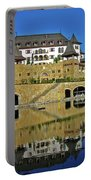 Spa Resort A-rosa - Kitzbuehel Portable Battery Charger by Juergen Weiss