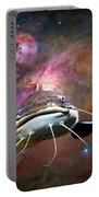 Space Fish Portable Battery Charger