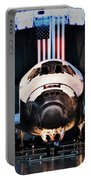 Space Shuttle Discovery Portable Battery Charger