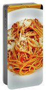 Spaghetti Bolognese Portable Battery Charger
