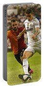 Spain Soccer Bernabeu Trophy Portable Battery Charger