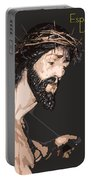 Spanish Christ Portable Battery Charger