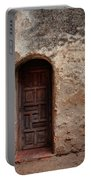 Spanish Mission Doorway Portable Battery Charger
