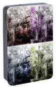 Spanish Moss Beauty Of Color Portable Battery Charger