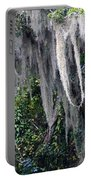 Spanish Moss Panorama Portable Battery Charger