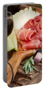 Spanish Tapas Portable Battery Charger