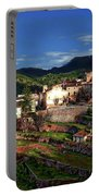 Spanish Terraces Portable Battery Charger