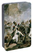 Spanish Uprising Against Napoleon In Spain Portable Battery Charger