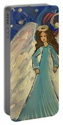 Sparkle Angel Portable Battery Charger