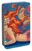 Sparkle Mermaid Portable Battery Charger
