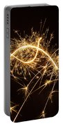 Sparkler In Christmas Portable Battery Charger