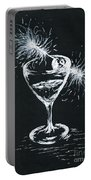 Sparkling Wine  Portable Battery Charger