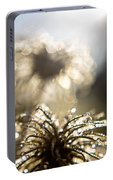 Sparkly Seedheads Portable Battery Charger