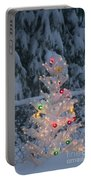 Sparkly Tree Portable Battery Charger