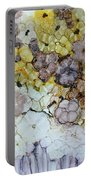 Spash Of Sunshine Portable Battery Charger by Joanne Smoley