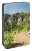 Spearfish Canyon South Dakota Portable Battery Charger