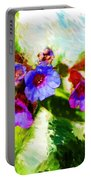 Speckled Trout The Flower Portable Battery Charger