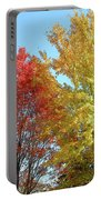 Spectacular Autumn Colors Portable Battery Charger