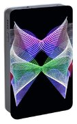 Spectrum Butterfly Portable Battery Charger