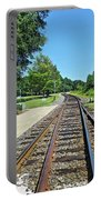 Spencer Railroad Station 2 Portable Battery Charger