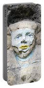 Sphinx - Rock Sculpture Portable Battery Charger