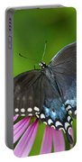 Spice Of Life Butterfly Portable Battery Charger
