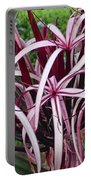 Spider Lily Portable Battery Charger
