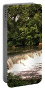 Spillway Early Morning Portable Battery Charger