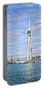 Spinnaker Tower Portsmouth Portable Battery Charger