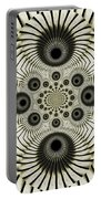 Spiral Eyes Portable Battery Charger