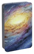 Spiral Galaxy 1 Portable Battery Charger