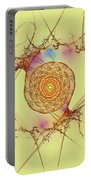 Spiral Pupil Portable Battery Charger