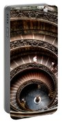 Spiral Staircase No1 Portable Battery Charger