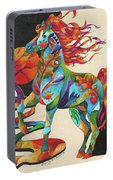 Spirit Horse Totem Portable Battery Charger