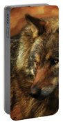 Spirit Of The Golden Moon Portable Battery Charger