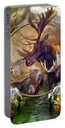 Spirit Of The Moose Portable Battery Charger