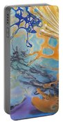 Spiritual Enlightenment  Portable Battery Charger