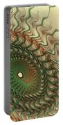 Spiritual Journey Portable Battery Charger