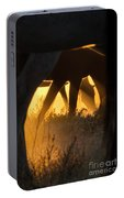 Spiritual Walker Portable Battery Charger by Nicole Markmann Nelson