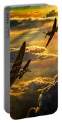 Spitfire Attack Portable Battery Charger