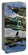Spitfires Portable Battery Charger